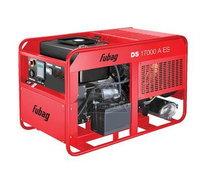 Дизельный генератор FUBAG DS 17000 A ES