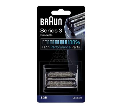 Сетка BRAUN + режущий блок 32S Series3 new (10/300)