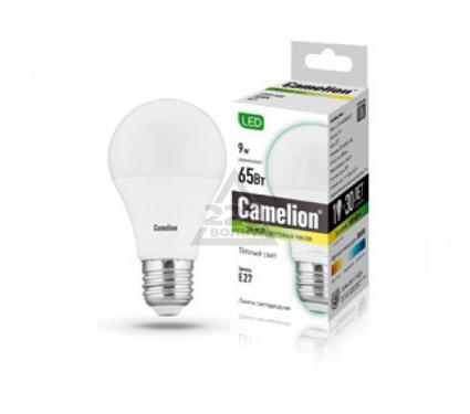 Лампа светодиодная CAMELION LED9-A60/830/E27