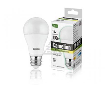 Лампа светодиодная CAMELION LED13-A60/830/E27