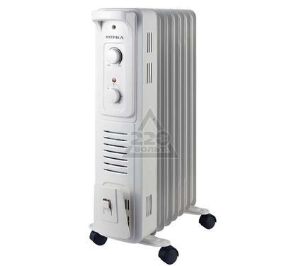 Радиатор SUPRA ORS-07F-SN white