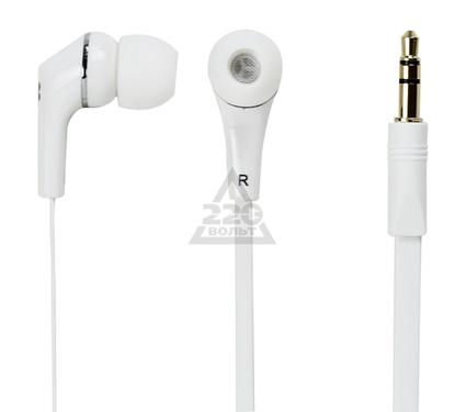 Наушники-вкладыши PROMATE earMate.uni1 WH