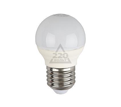 Лампа светодиодная ЭРА P45-7w-827-E27-Clear