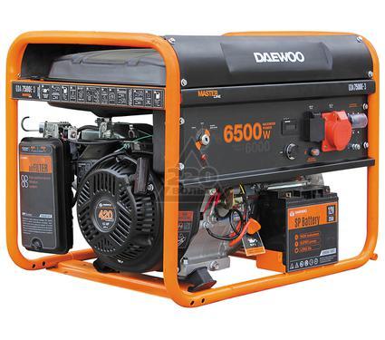 Генератор DAEWOO GDA 7500E-3