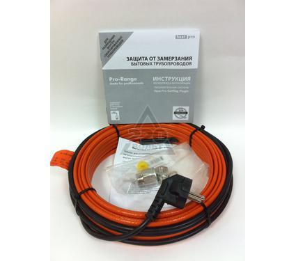 Греющий кабель HEAT-PRO SelfReg PlugIn 16W/m 10м