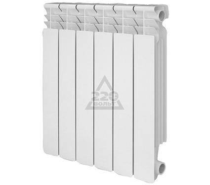 Радиатор алюминиевый RODA GSR-57 AL50008