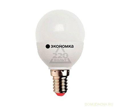 Лампа светодиодная ЭКОНОМКА Космос Eco_LED3wGL45E1445
