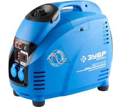 Инверторный бензиновый генератор ЗУБР ЗИГ-2000