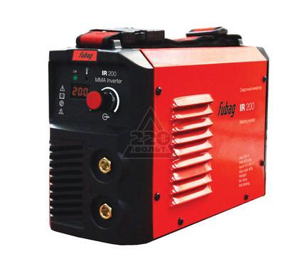 Сварочный аппарат FUBAG IR 200 + SMART CABLE 320