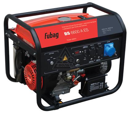 Бензиновый генератор FUBAG BS 6600 A ES + G12SR3