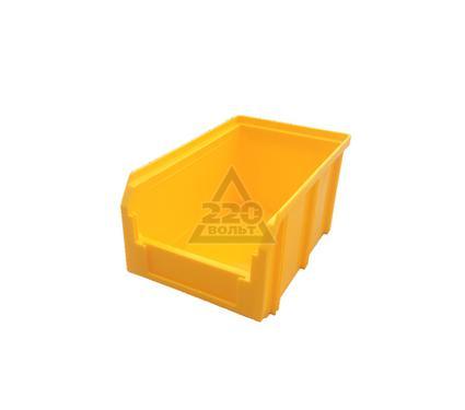 Ящик СТЕЛЛА V-2 желтый