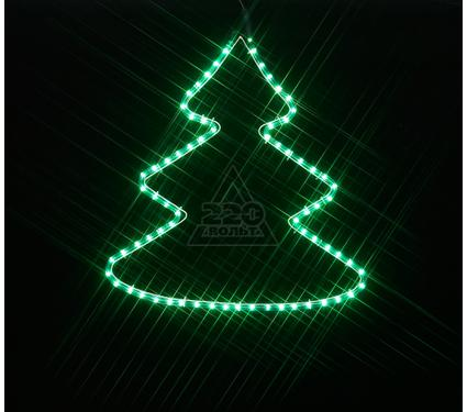 Фигура новогодняя SNOWHOUSE Ёлочка 50х50х3