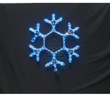 Фигура новогодняя SNOWHOUSE Снежинка 50х50х3