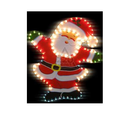 Фигура новогодняя SNOWHOUSE Улыбающийся Дед Мороз