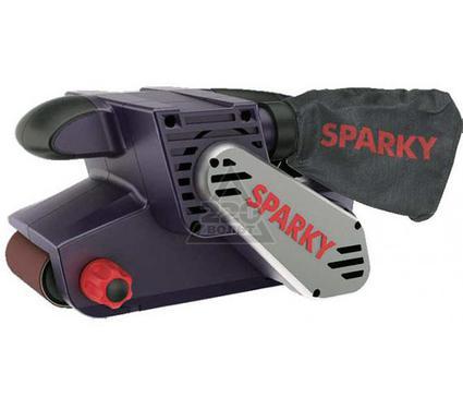 Машинка шлифовальная ленточная SPARKY MBS 976