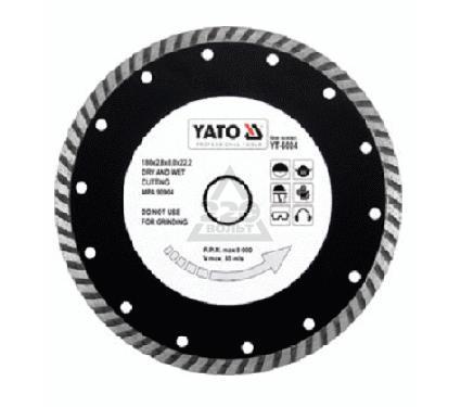 Круг алмазный YATO YT-6022