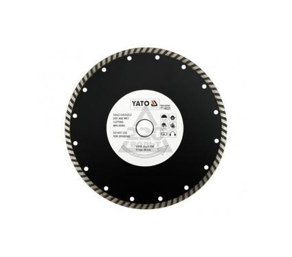 Круг алмазный YATO YT-6025
