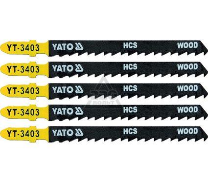 Набор пилок YATO YT-3403