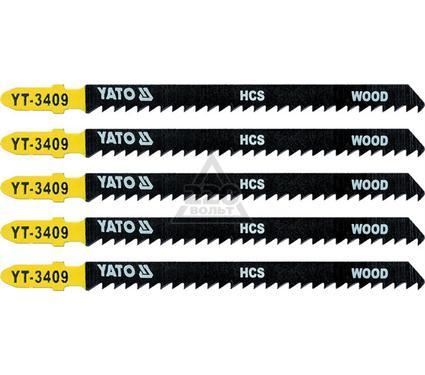 Набор пилок YATO YT-3409