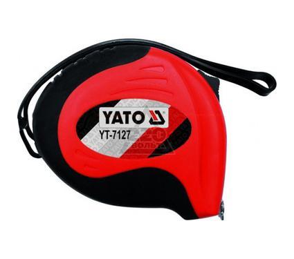 Рулетка YATO YT-7127