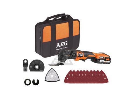 Инструмент многофункциональный AEG OMNI18C LI-202BKIT1X