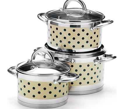 Набор посуды MAYER&BOCH 25166 ГОРОХ