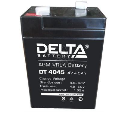 Аккумулятор для ИБП DELTA DT 4045