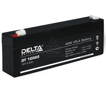 Аккумулятор для ИБП DELTA DT 12022