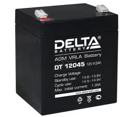 Аккумулятор для ИБП DELTA DT 12045