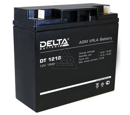 Аккумулятор для ИБП DELTA DT 1218
