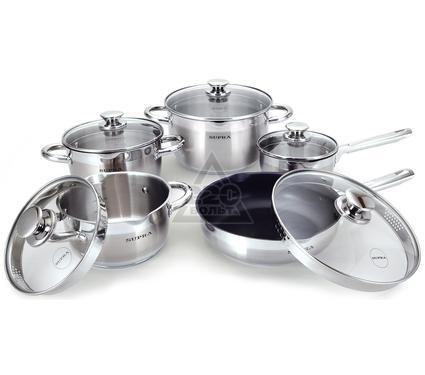 Набор посуды SUPRA SYS-N1046Kit
