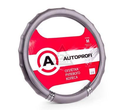 Оплетка AUTOPROFI AP-1410 BK/BK (M)