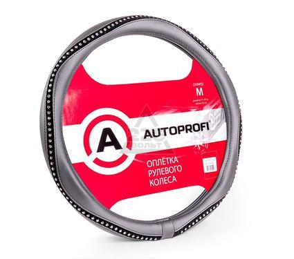 Оплетка AUTOPROFI AP-1414 BK/PINK (M)