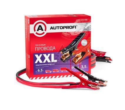 Провода прикуривания AUTOPROFI AP/BC -6500 XXL