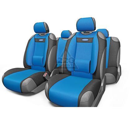 Чехол на сиденье AUTOPROFI COM-905T BK/BL