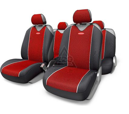 Чехол на сиденье AUTOPROFI CRB-902PZ BK/RD
