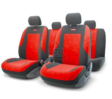 Чехол на сиденье AUTOPROFI EVO-1105 BK/RD (М)
