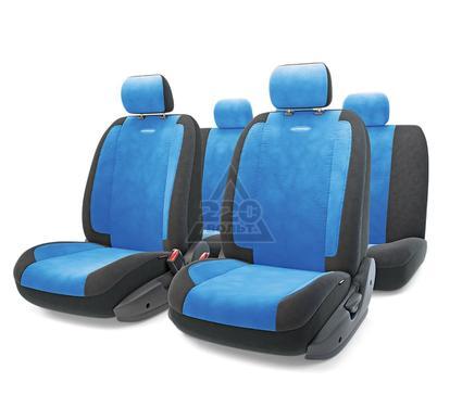 Чехол на сиденье AUTOPROFI GEN-1105 BK/BL (М)