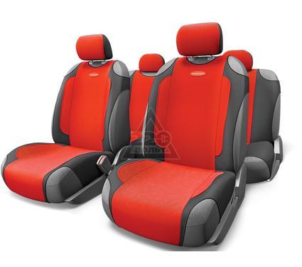 Чехол на сиденье AUTOPROFI GEN-805T BK/RD