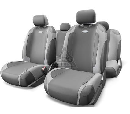 Чехол на сиденье AUTOPROFI GEN-805T D.GY/L.GY