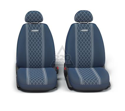 Чехол на сиденье AUTOPROFI GOB-1105 BL/ROMB (S)