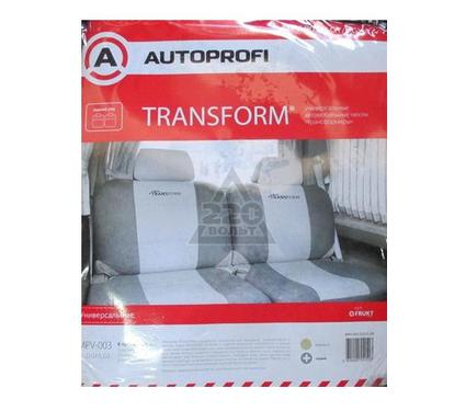 Чехол на сиденье AUTOPROFI MPV-003 D.GY/L.GY