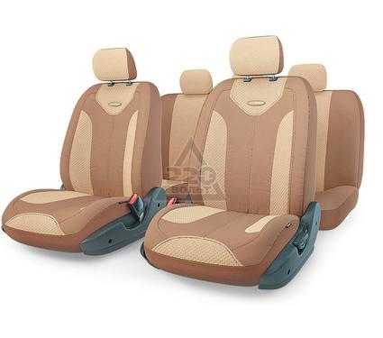 Чехол на сиденье AUTOPROFI MTX-1105 D.BE/L.BE (M)