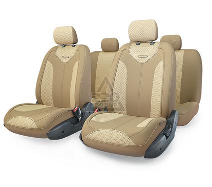 Чехол на сиденье AUTOPROFI MTX-1105G D.BE/L.BE (M)