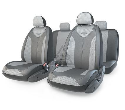Чехол на сиденье AUTOPROFI MTX-1105G D.GY/L.GY (S)