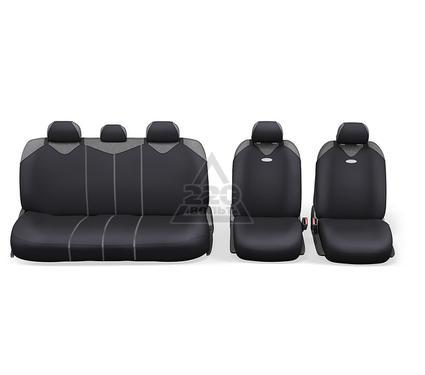 Чехол на сиденье AUTOPROFI R-902PZ BK