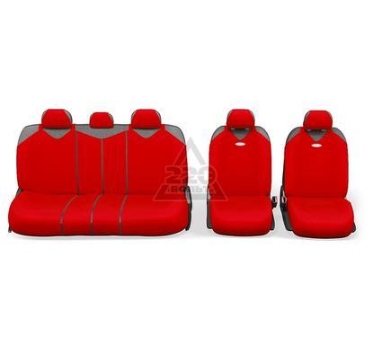 Чехол на сиденье AUTOPROFI R-902PZ RD