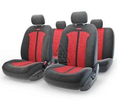 Чехол на сиденье AUTOPROFI SEL-1105 BK/RD (M)