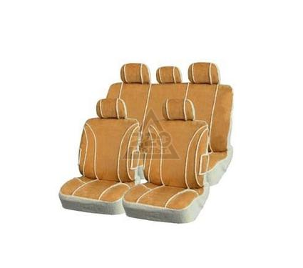 Чехол на сиденье AUTOPROFI SHP-905 BE/WH (M)