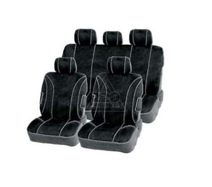 Чехол на сиденье AUTOPROFI SHP-905 BK/D.GY (M)